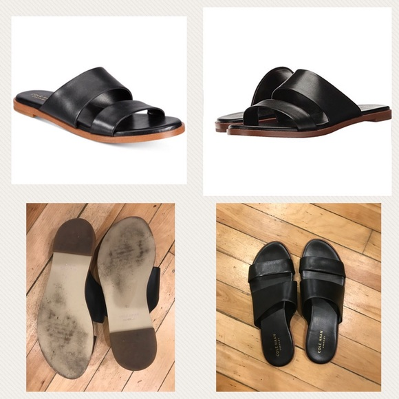 4482ddc351b3 Cole Haan Shoes - Cole Haan Anica Slide Sandals